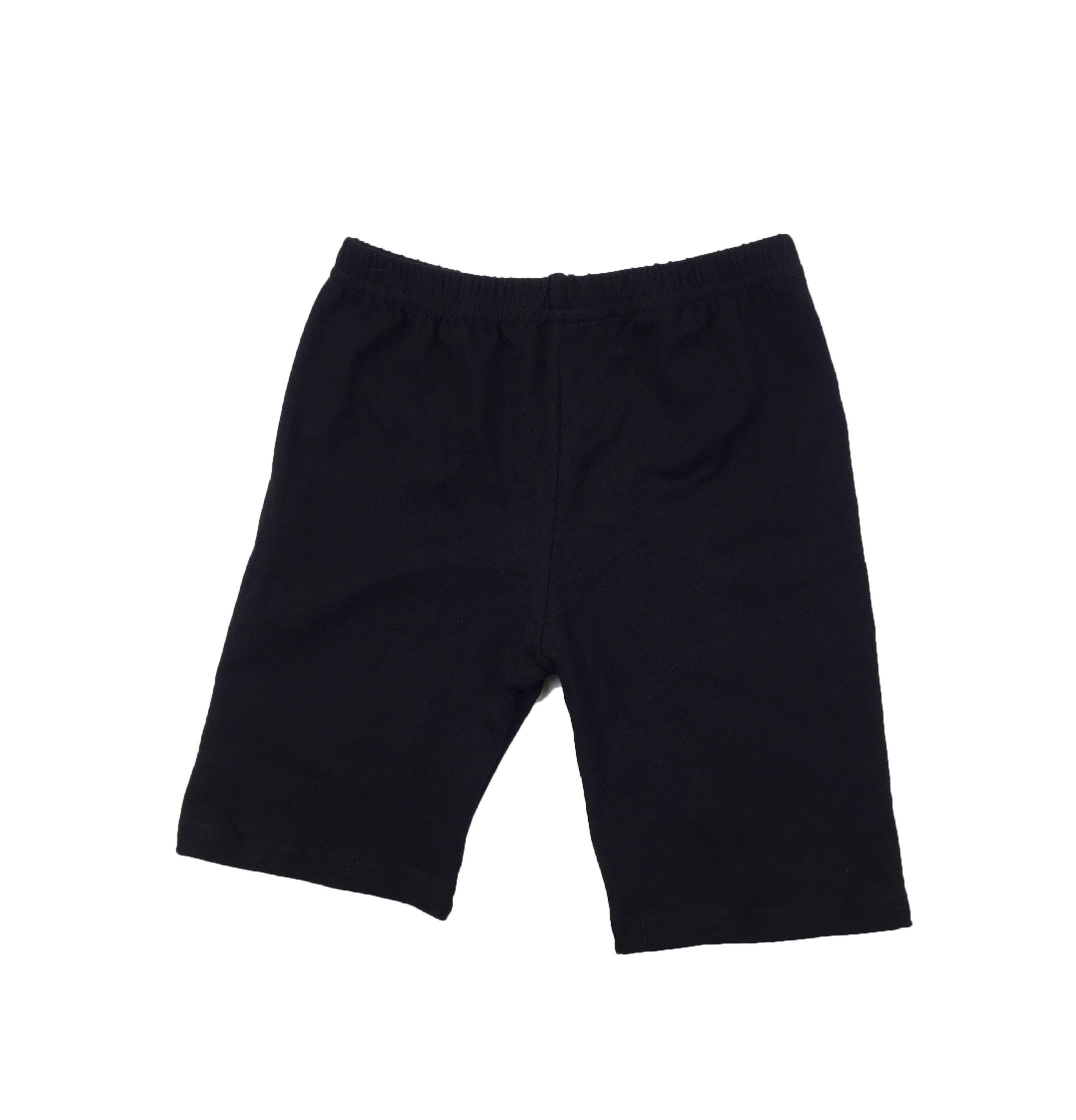 Personalized kids clothing wholesale solid color casual boy shorts kids biker shorts