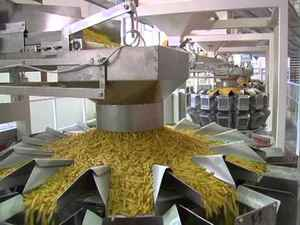 electric macaroni extruder pasta making machine for sale