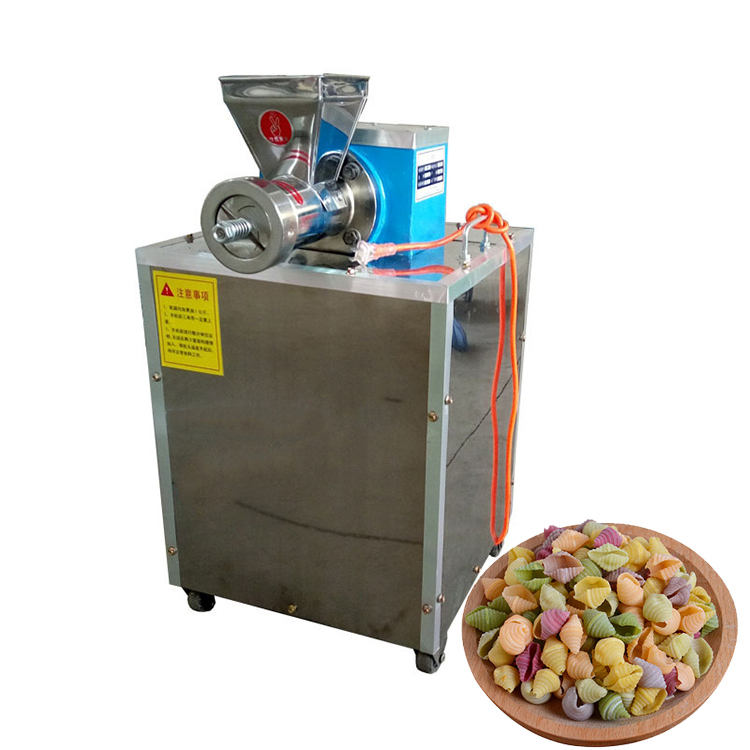 High Efficiency Macaroni Spaghetti Pasta Extruder Making Machine Pasta Maker Production Machine