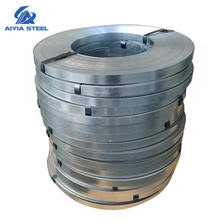 AIYIA Galvanized Steel Band Strapping Gi Steel Galvanized Steel Strip
