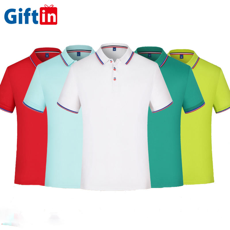 custom all over sublimation printing 100% polyester spandex t shirt polo print mens polo shirt