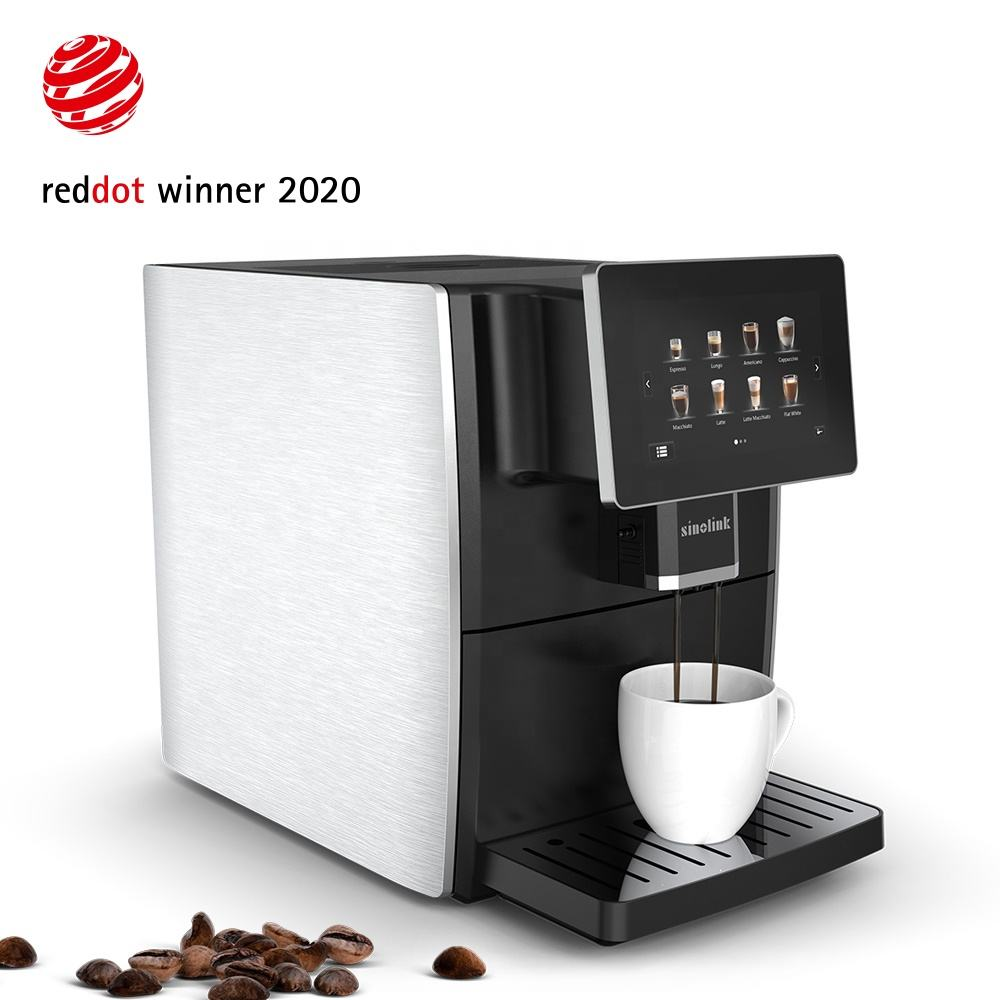 Professional Household fully automatic coffee machine espresso