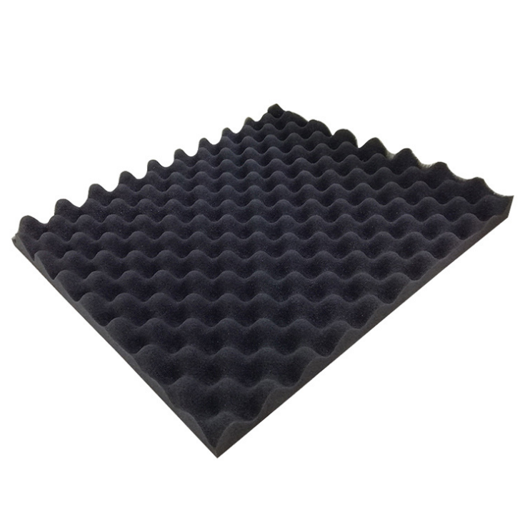 Best selling soundproofing wave sponge for KTV acoustic foam