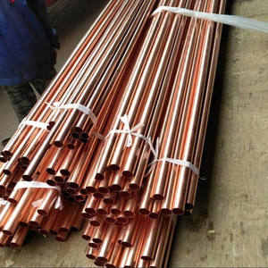 Hot selling low price Thin Wall copper pipe copper tube
