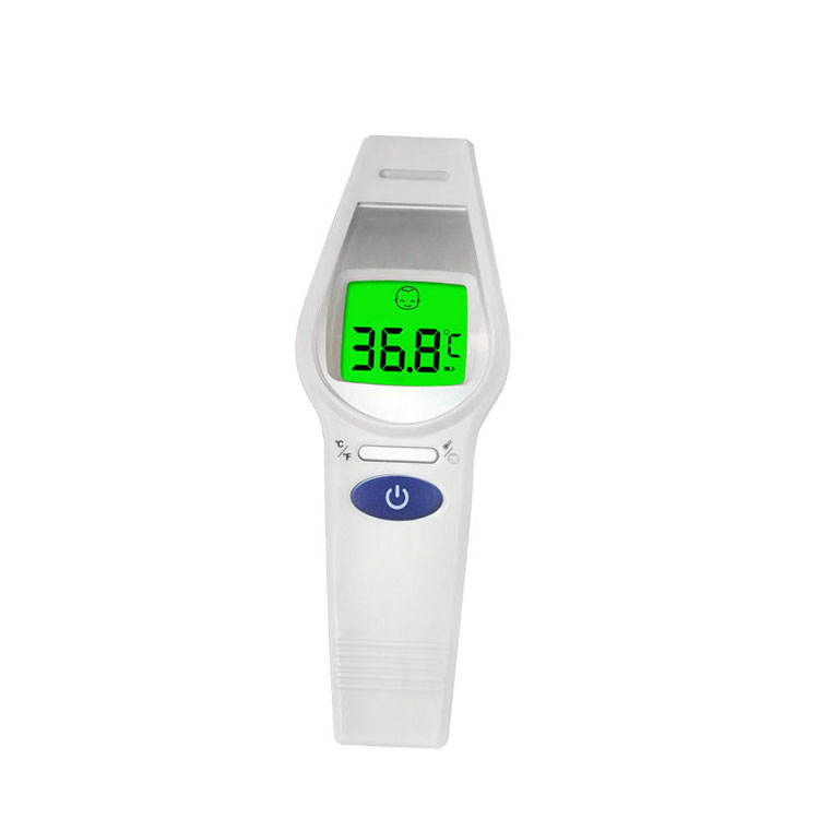 New Non-contact Infrared Accuracy Handheld Digital Instant Reading One Second Baby Forehead Thermometer