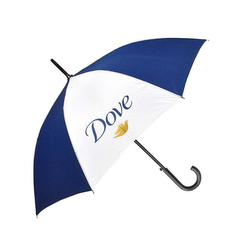 China supplier best semi full personalized umbrellas Cheap 46 inch arc