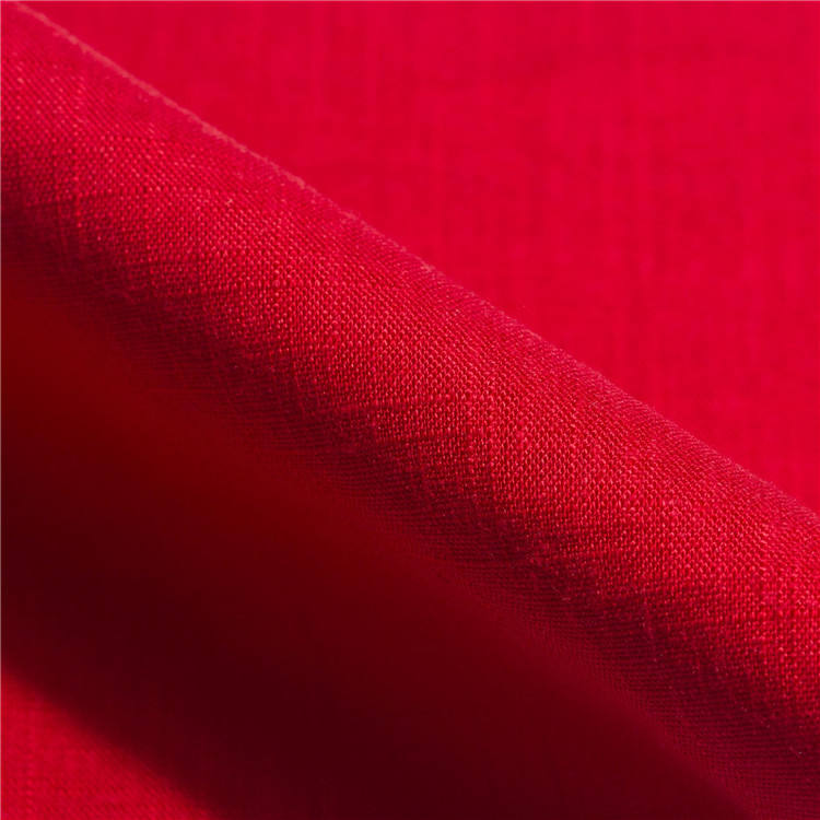 Cotton Linen Yarn Dyed Sofa Fabric stock