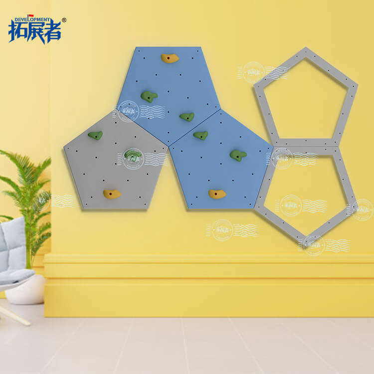 Kids Rock Climbing Walls Equipment for Home Playground Climb