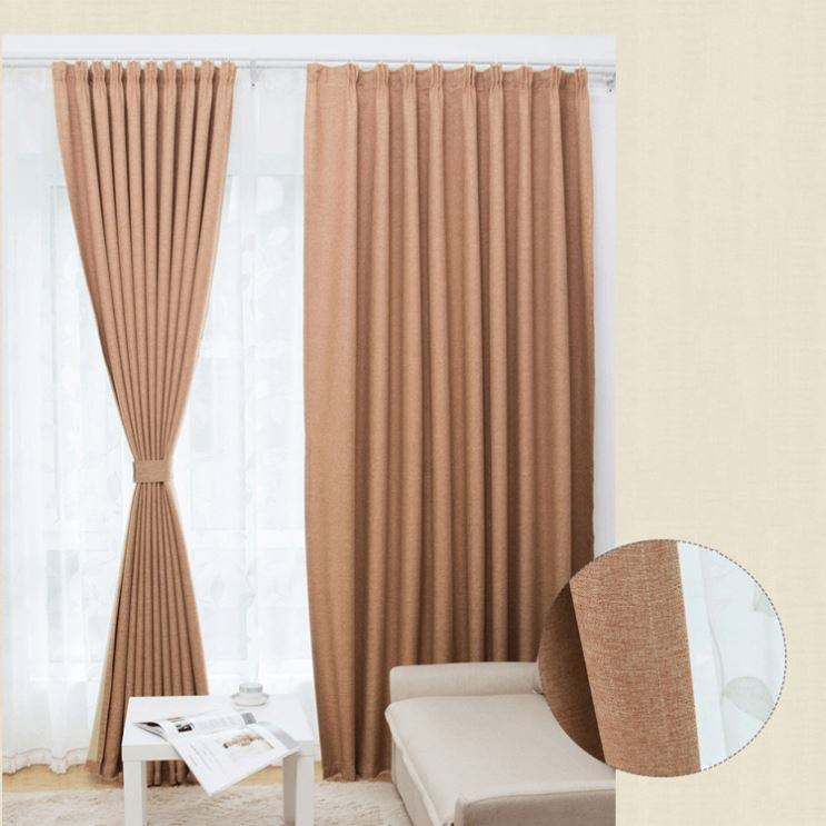 China Factory China Thermal Insulated Window Curtain
