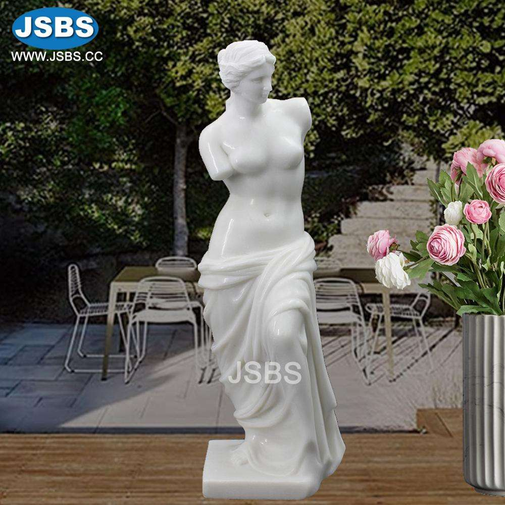 white stone carving statues of Venus