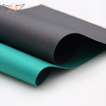 Most popular PVC oxford fabric 600D*300D waterproof polyester fabric for bags