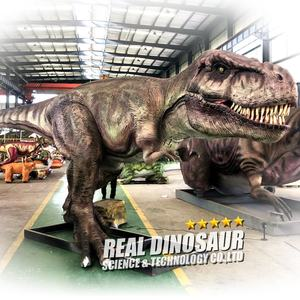 Outdoor thema park of pretpark kopen animatronic dinosaurus