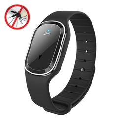 Highly Efficient Smart ultrasonic Mosquito Repellent Bracelet Anti-mosquito silicone wristbands