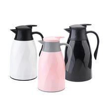 Oudon Custom Glass Jug Carafe  Plastic Thermos Flask Coffee Jug