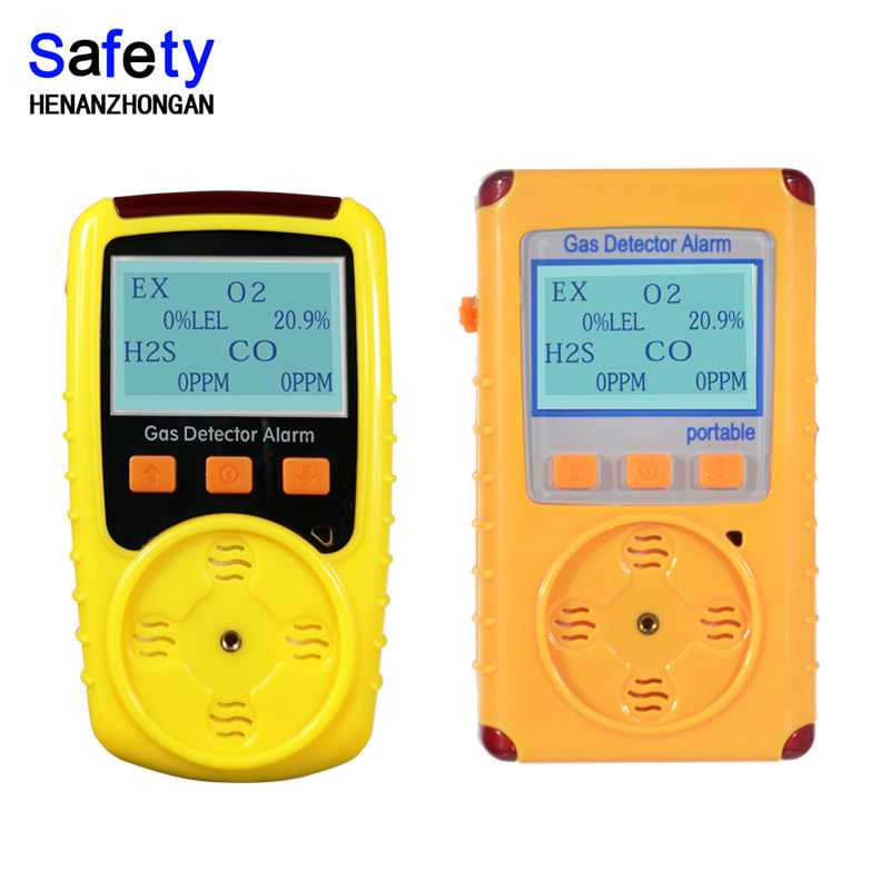 O2 NH3 and CO2 3 in 1 gas detector KP826