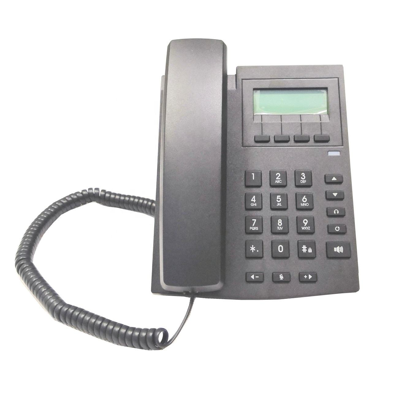 Telepon IP <span class=keywords><strong>VOIP</strong></span> Gateway SIP dengan POE