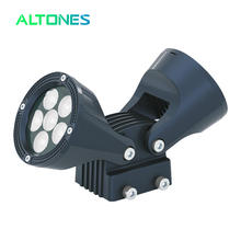 ALTONES 24w warm white led light outdoor wall hanging mounted led light double heads