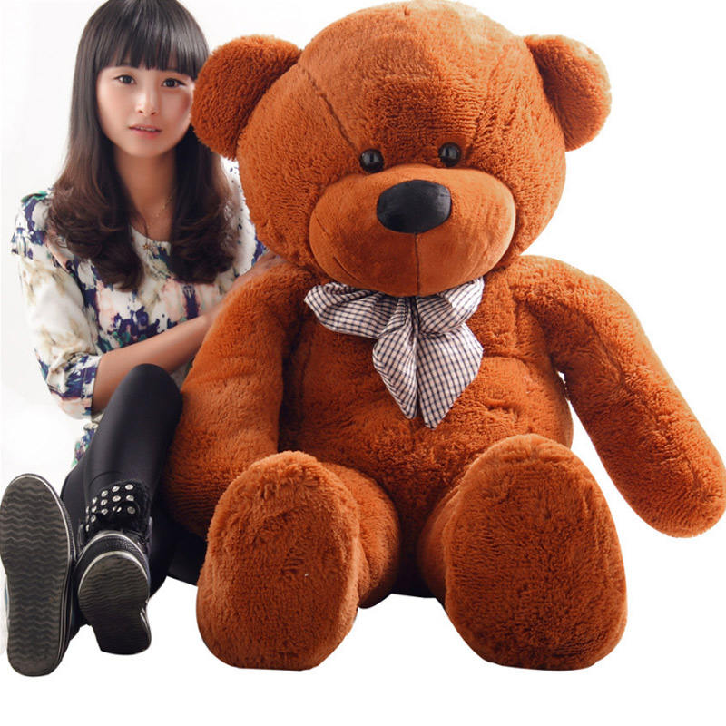 Customized PP Cotton 3M Teddy Bear Plush Toy/ Giant Teddy Bear 3M Large Size Plush Teddy Bear