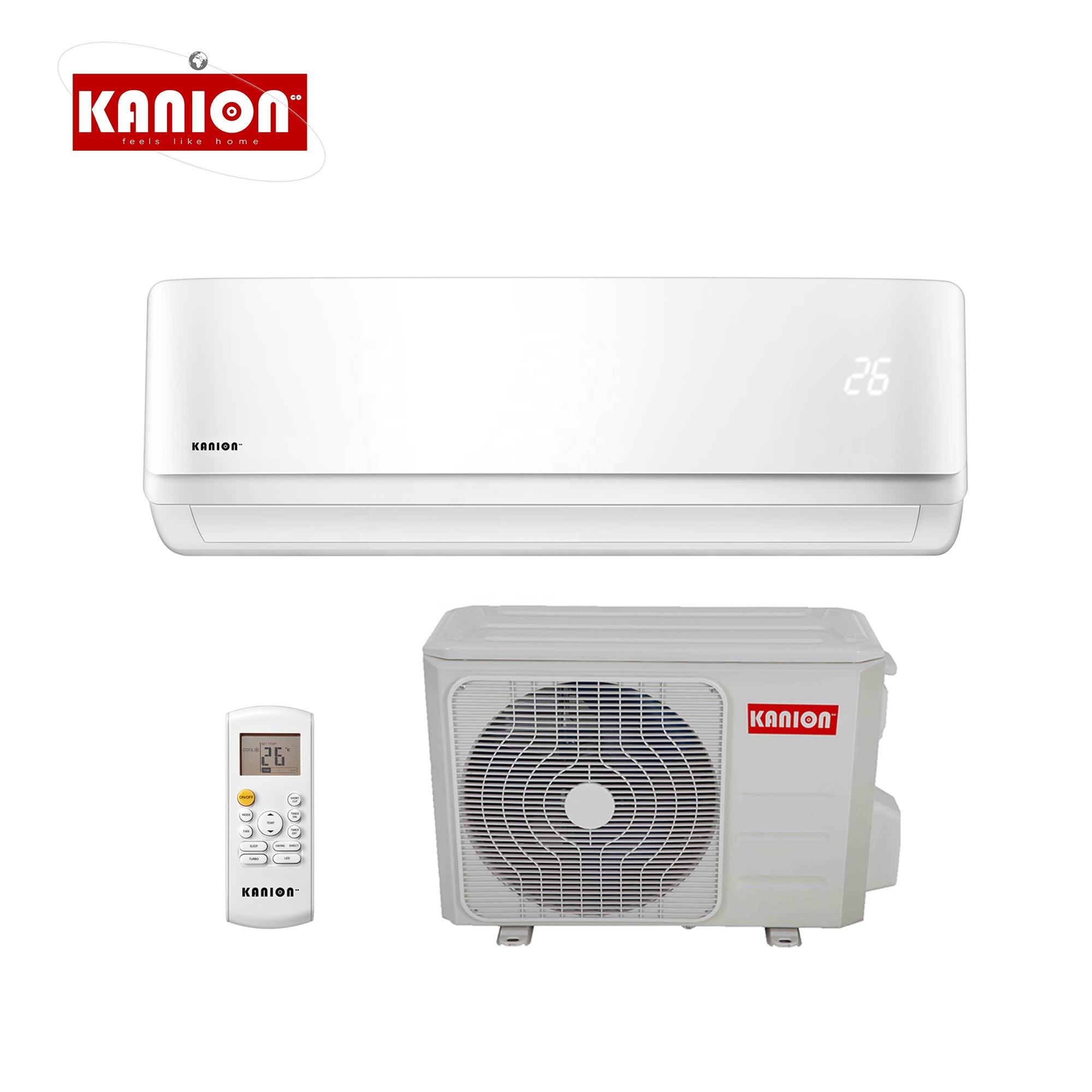 popular mini split air conditioner 9000BTU 12000BTU 18000BTU 24000BTU