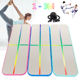1x0.6x0.1m Gymnastics Air Mat Gym Yoga inflatable air track Indoor Used Sports Equipment Gym Mat