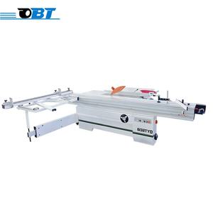 Good quality wood cutting sliding table panel saw machine