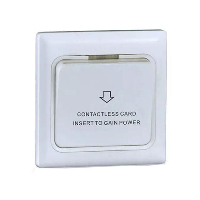 Molilock energy saver mifare card switch, hotel energy saving switch
