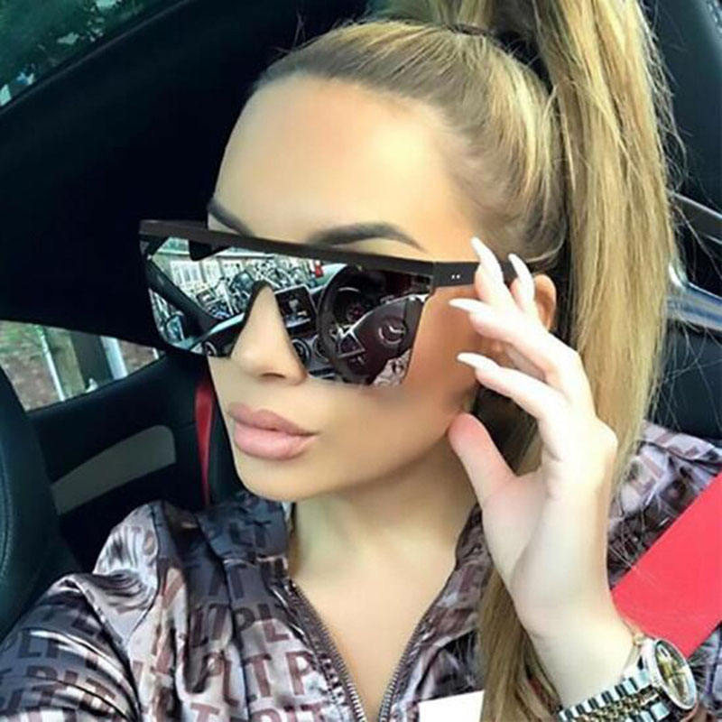 6979 Popular Shades Glasses Square Frame Lentes Sunglasses Fashion Design 2020