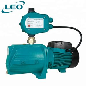 LEO 1.1Kw 1.5Kw High Flow 2HP Water Jet Cutter Pump Surface Jet Pump With Switch