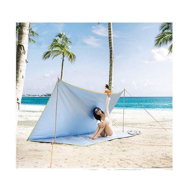Outdoor Waterproof camping Multi functional folding Sun Shade picnic beach canopy tent Awnings