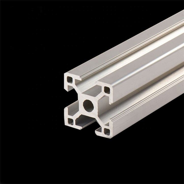 China Manufacturer Customized Aluminum Extrusion Profile T Slot Aluminium Profile