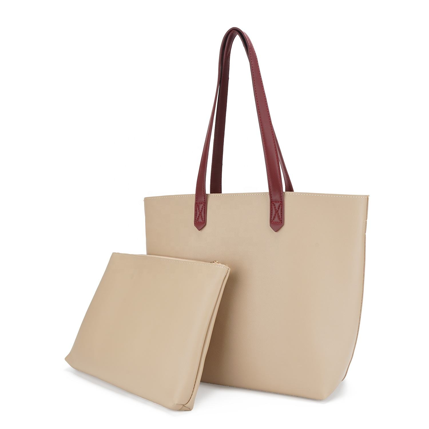 Latest trendy hand bags practical wild handbags large tote bag for women