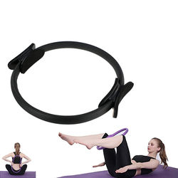Pilates Ring for Fitness Full Body Workout Unbreakable Exercise Equipment Pilates Ring Magic Fitness Circle