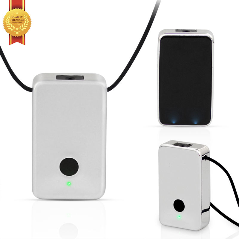 AP01 Best Portable Wearable Personal Negative Ion Air Purifier Ionizer Necklace