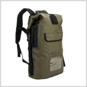 Roll Top Water Carrier Hydration Tactical Waterproof Travel Backpack