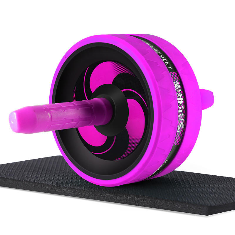 Bodybuilding Abdominal Training Exercise Wheel