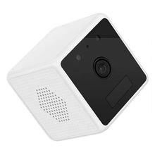 PIR Motion Sensor Battery Camera Wireless Hidden Wifi Camera with Tuya APP Cloud Storage Alexa Amazon Google Home