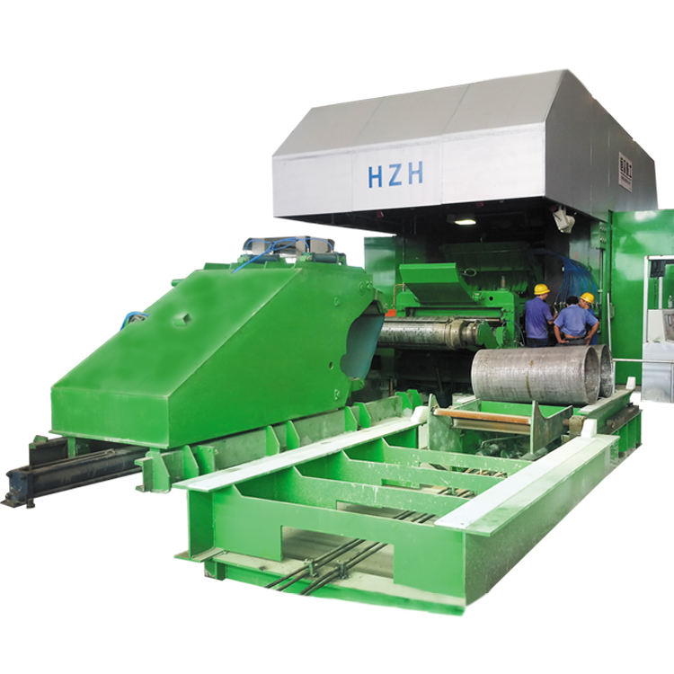 High-level cold rolling mill