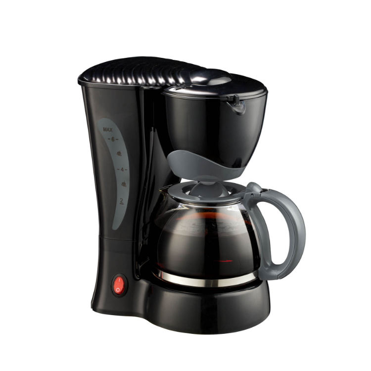 4-6 cups mini coffee maker glass carafe 4-6 cups mini coffee maker machine