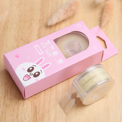 Lady eye beauty tool large size invisible transparent double eyelid tape