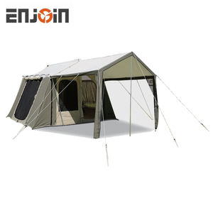 ENJOIN Family Canvas Tent EJCT-11