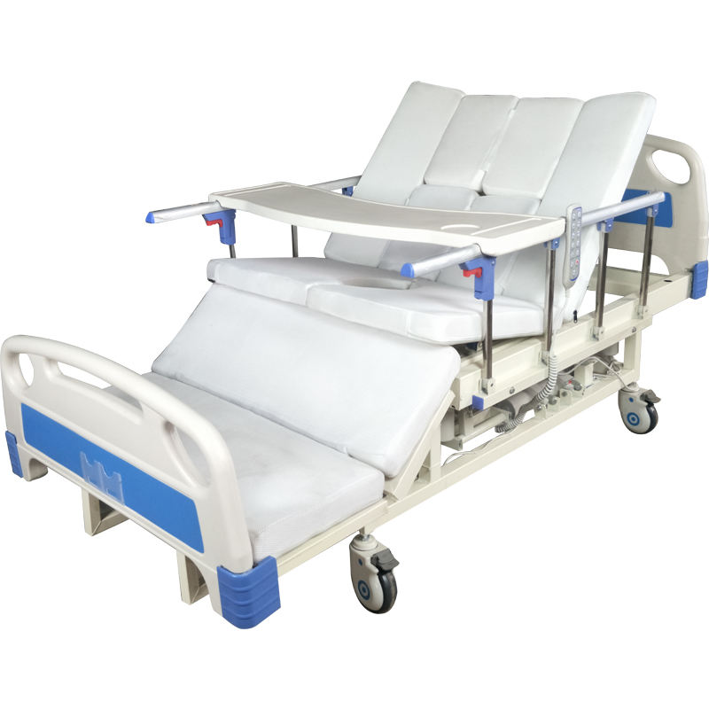 Hot sale multi functional electric hospital home nursing bed for patient