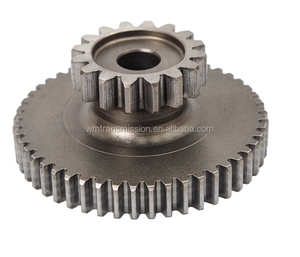 double spur gear