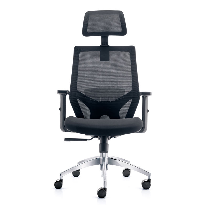 mesh modern office chair white high back computer chair for office mangers staffs chairman chair