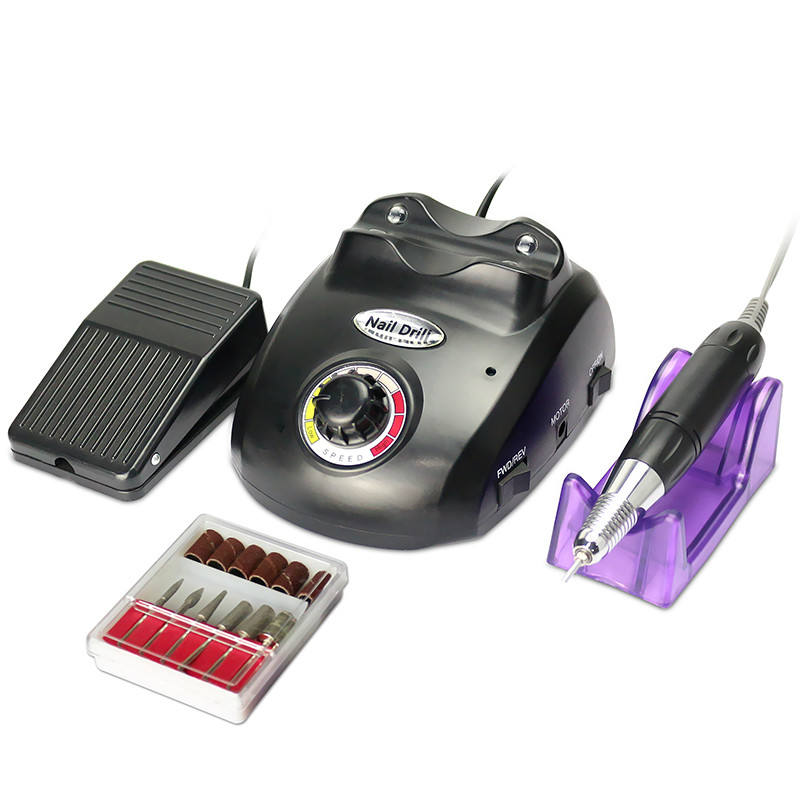 Nail Drill Electric Machine For Manicure And Pedicure Milling Machine For Nail Electric Mill