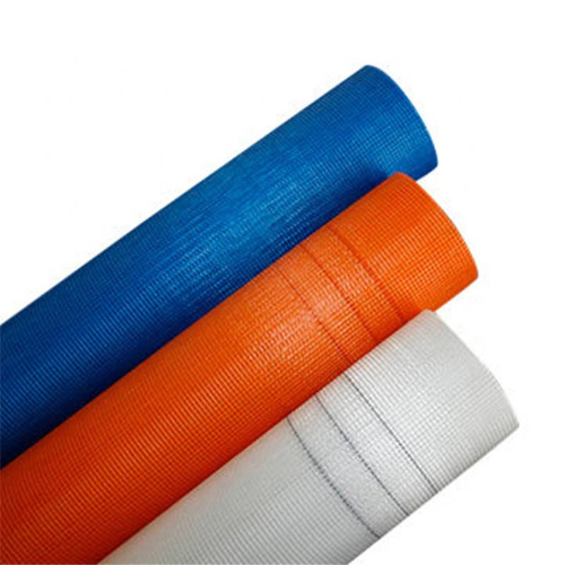 2019 Hengshui renqiu160g glass fiber fabric mesh with hgh quality and the competitive price fiberglass mesh net