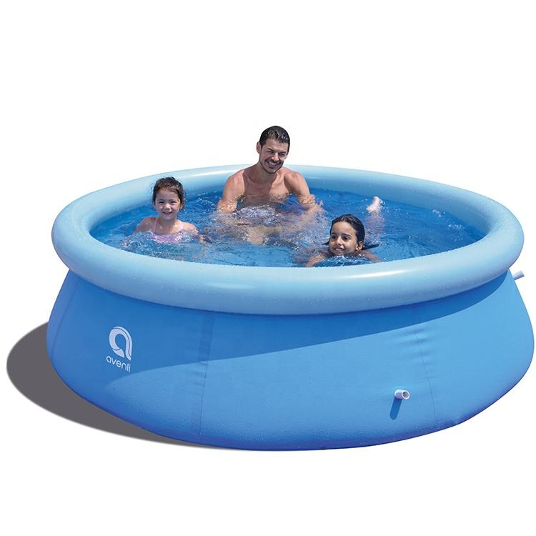 8ft 10ft 12ft 14ft 18ft Jilong 17792 Avenli PROMPT SET INTEX POOLS Inflatable swimming pool Cheapest above ground pool