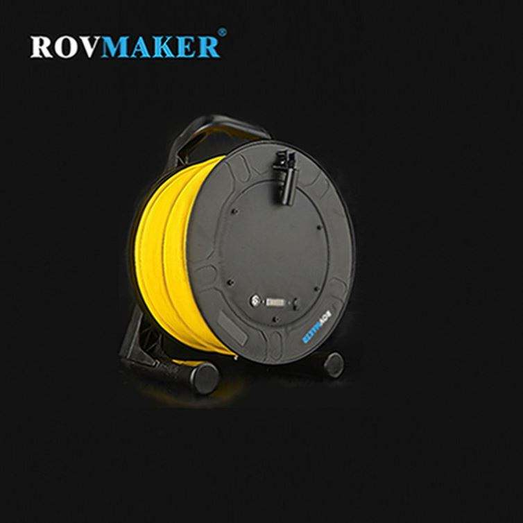 Brand New Non-Woven Fabric Seawater Resistant Lightweight Rov Tether Cable