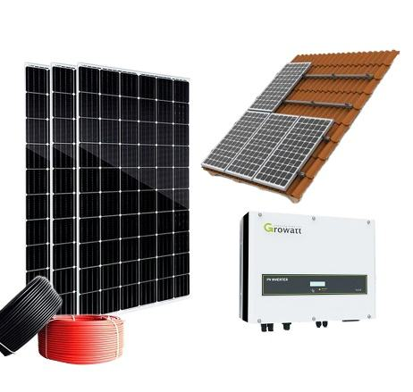 50kw Hybrid Solar Panel System Solar Energy Systems 50kw Solar Panel System