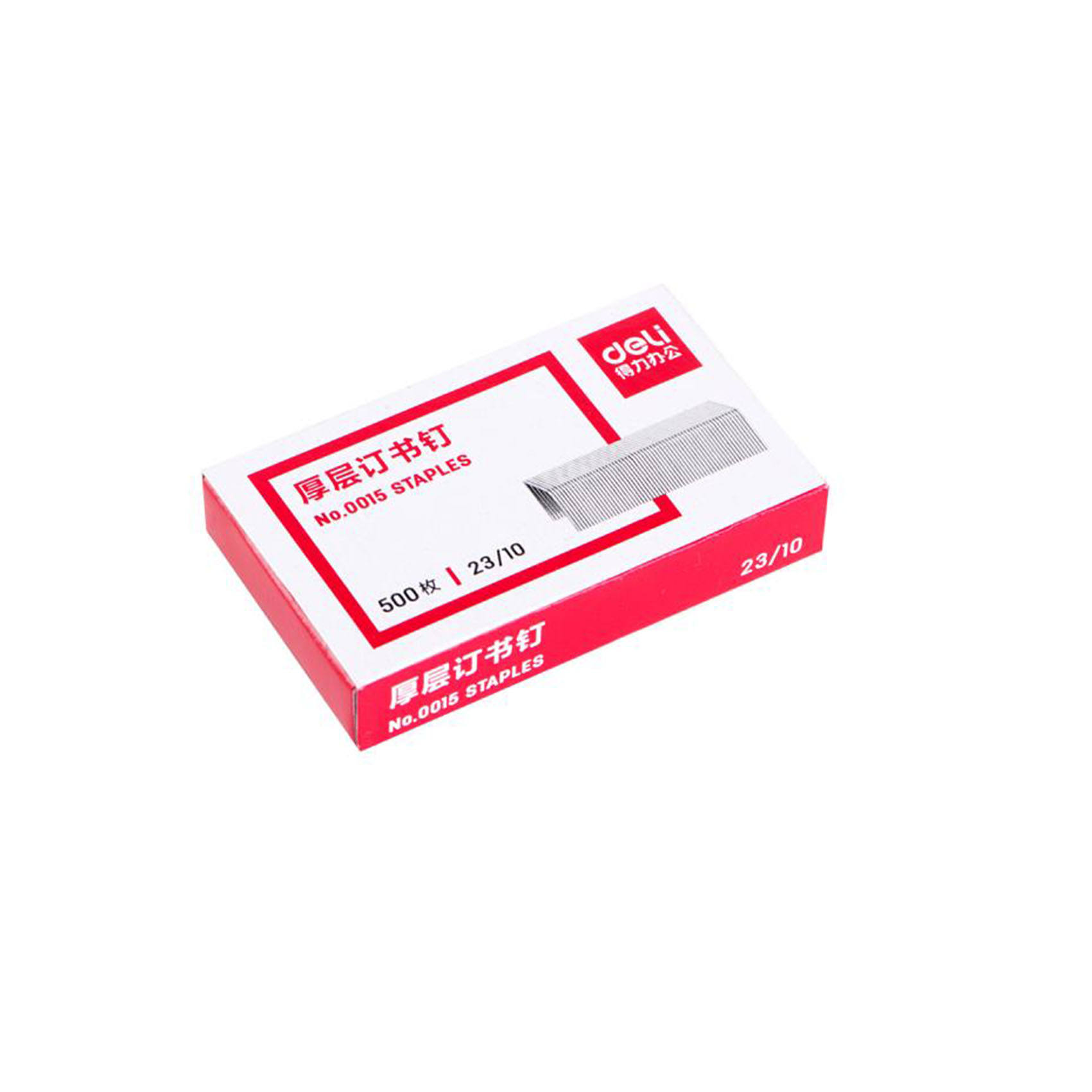 High Performance Staples Pin for Office Supply Silver Metal 23/10 23/13 Paper Staples