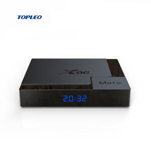 Android 10 OS TV Box Allwinner h616 quad core ARM X96 compagno 4G 32GB 4K WiFi 5.8GHz smart set top box